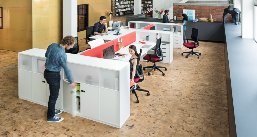 Büromöbel & Bürostühle für einen ergonomischen Arbeitsplatz - Trugge ...